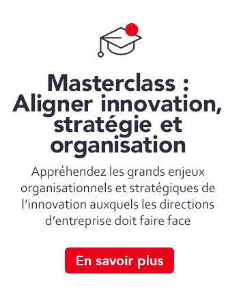 stim formations à l'innovation : masterclass aligner innovation, stratégie et organisation