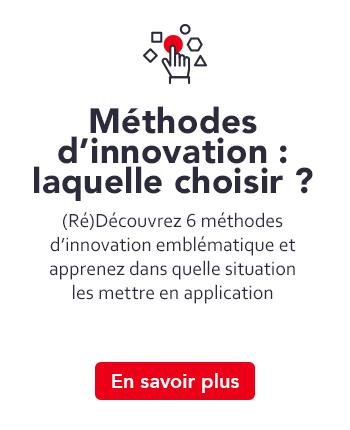 stim formations à l'innovation : méthodes d'innovation : laquelle choisir ?